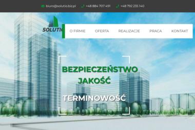 SOLUTIO SP. Z O.O. - Domy z keramzytu Gdańsk