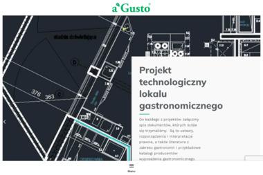 aGusto Maciej Greś - Wyposażenie kuchni Wrocław