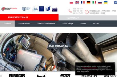 Analizatory Kalisz - Serwis motoryzacyjny Biskupice
