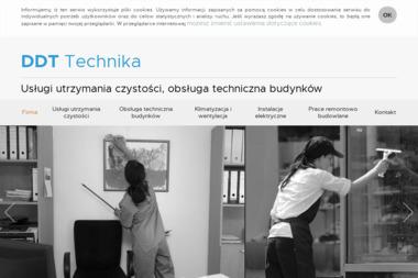 DDT Technika Dariusz Górski - Układanie Kostki Brukowej Pilawa