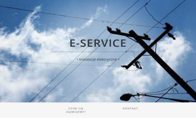 E-Service - Alarmy Ełk