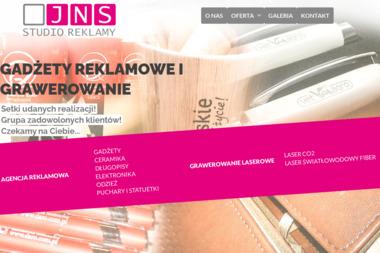 JNS STUDIO REKLAMY JUSTYNA NOWICKA-SMĘT - Kosze prezentowe Ciecierzyn