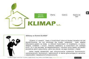 KLIMAP s.c. - Przegląd Kominiarski STRZELIN