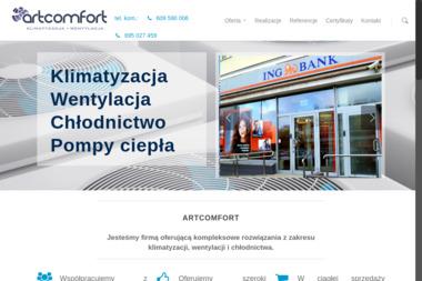 Artcomfort - Klimatyzacja Gdańsk