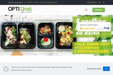 Catering Dietetyczny OptiDiet - Gastronomia Legionowo