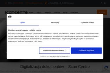 Scancentre - Archiwizacja dokumentów Bieszkowice