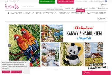 Ivex - Tworzenie Sklepów Internetowych Warszawa