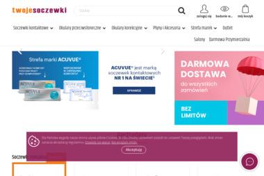 TwojeSoczewki.com - Okulary i soczewki Siechnice