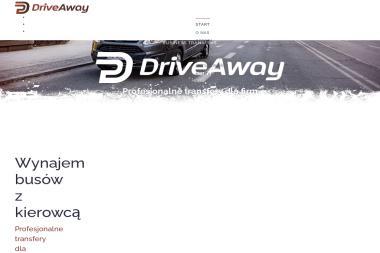 DRIVEAWAY - Przewóz osób Warszawa