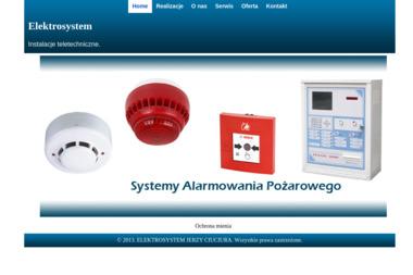 Elektrosystem - Wykonanie Fundamentów Mrągowo