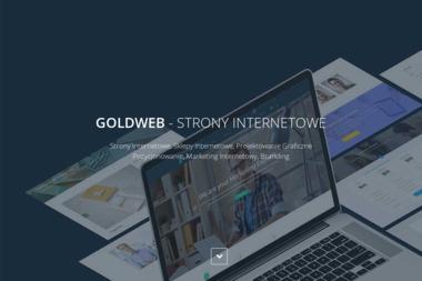 GOLDWEB - Strony internetowe i pozycjonowanie Stargard, Szczecin - Strony internetowe Stargard