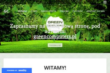 Green-Computers - Kserokopiarki Poleasingowe Bolesławiec
