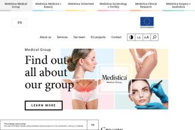 Medistica - Medycyna estetyczna  Kraków