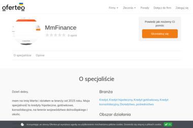 MmFinance - Kredyty Konsolidacyjne Wrocław