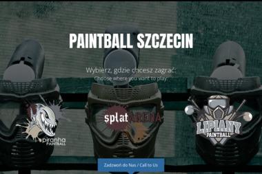 Paintball Piranha - Serwis sprzętu turystyczno-sportowego Szczecin