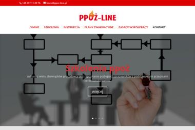 PPOZ-LINE - BHP, ppoż, bezpieczeństwo Gołaczewy
