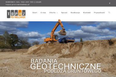 PGI TOPAZ Szymon Mielcarek - Geotechnika Ostrów Wielkopolski