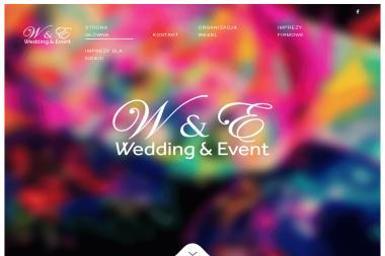 """W&E """"Wedding & Event"""" - Agencje Eventowe Jelenia Góra"""