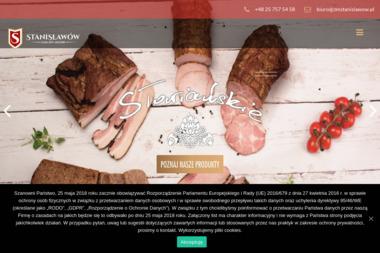 Zakłady Mięsne Stanisławów Sp. z o.o. - Mięso Stanisławów