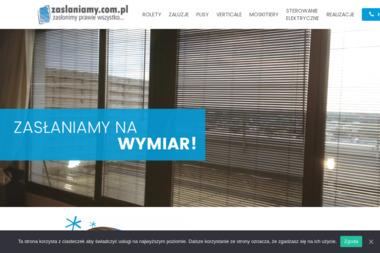 Zaslaniamy.com.pl - Rolety Antywłamaniowe Warszawa