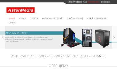 AsterMedia Polska Sp. z o.o. - Naprawy Tv Gdańsk