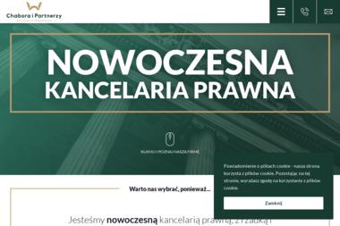 Kancelaria Adwokacka Wioleta Chabora - Adwokat Katowice