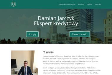 Damian Jarczyk - Ekspert Kredytowy - Kredyty Bankowe Katowice