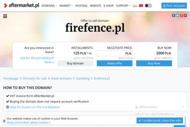 Firefence.pl - Budowa Ogrodzenia Rogów