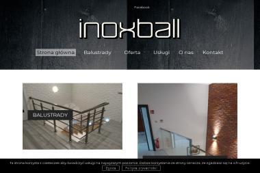 Inoxball - Poręcze ze Stali Nierdzewnej Sieradz