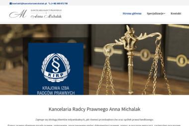 Kancelaria Radcy Prawnego Anna Michalak - Radca prawny Lublin