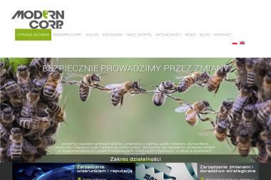 Modern Corp Zbigniew Lazar - Firma konsultingowa Warszawa
