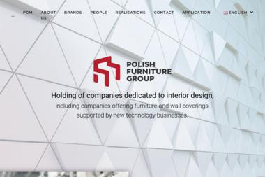 Polska Grupa Meblowa - Meble biurowe i do pracowni Domaszowice