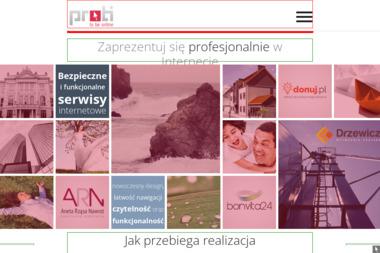 proti - to be online - Grafik komputerowy Szczecin