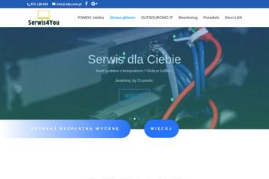 Serwis4You Artur Prus - Naprawa komputerów Lublin