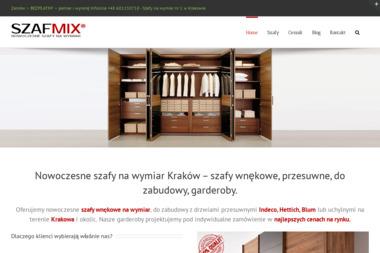 Chałajda Bartosz Szafmix - Szafy Do Zabudowy Sosnowiec