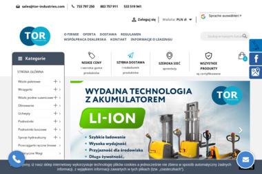 Tor industries - Maszyny i urządzenia różne Gdańsk