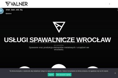 Valner - Balustrady szklane Wrocław
