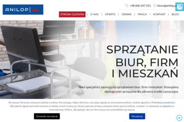 ANILOP - Sprzątanie Biurowców Charsznica