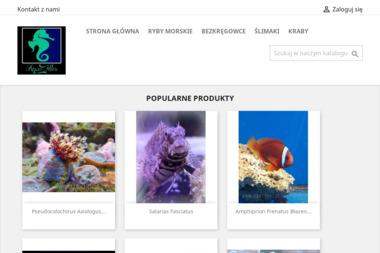 Aqua Polis AB ARKADIUSZ BARAŃSKI - Akwarystyka i terrarystyka Wałbrzych