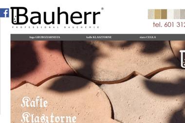 BAUHERR - Skład budowlany Jaktorów