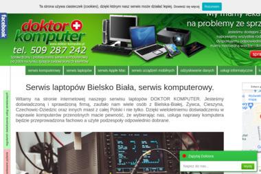 Doktor Komputer Dominik Rączka - Programista Bielsko-Biała