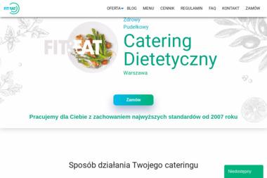 CATERING DIETETYCZNY WARSZAWA - Dietetyk Warszawa