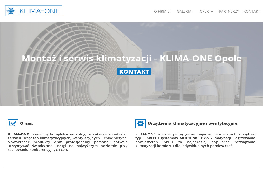 Klima-One Mariusz Krupa - Klimatyzacja Opole