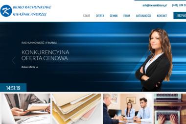 Biuro Rachunkowe Kwaśnik Andrzej - Usługi podatkowe Radlin