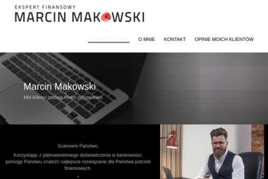 Marcin Makowski - Kredyt Piła