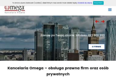 Omega Kancelarie Prawne Sp. z o.o. - Skup długów Warszawa
