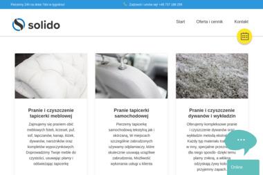 Solido - Pralnia Tychy