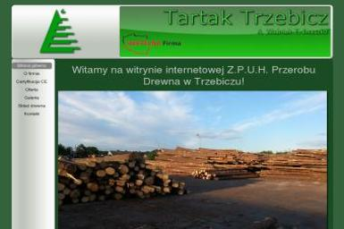 JDA WOŹNIAK - Skład drewna Drezdenko