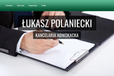 Kancelaria Adwokacka Awokat Łukasz Polaniecki - Radca prawny Zawiercie