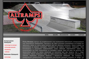 ALTRAMPS - Posadzki Trzebinia